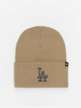47 Brand Beanie MLB Los Angeles Dodgers Haymaker  khaki