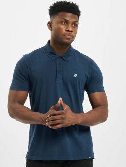 47 Brand Poloshirt MLB Tigers Flatiron  blau