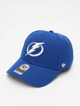 47 Brand Snapback Cap NHL Tampa Bay Lightning MVP blau