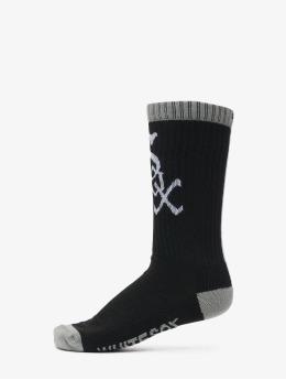 47 Brand Socken White Sox Bolt Sport  schwarz