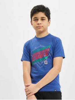 47 Brand T-Shirt MLB Cubs Playback  blau