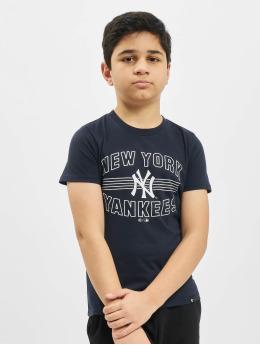 47 Brand T-Shirt Mlb Yankees Round Up Super Rival blau