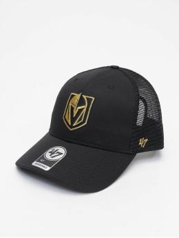 47 Brand Trucker Cap NHL Vegas Golden Knights Branson Metallic MVP schwarz