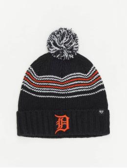 47 Brand Wintermütze Tigers Addison Cuff Knit blau