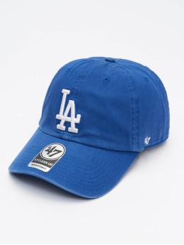 '47 Snapback Cap MLB Los Angeles Dodgers Clean Up  blau