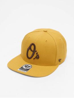 '47 Snapback Cap MLB Baltimore Orioles No Shot Captain braun