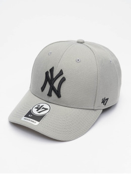 '47 Snapback Cap MLB New York Yankees MVP  grau