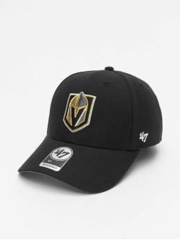 '47 Snapback Cap NHL Vegas Golden Knights MVP schwarz
