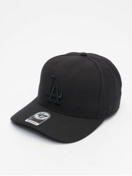 '47 Snapback Cap MLB Los Angeles Dodgers Cold Zone  schwarz