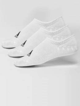 adidas Performance Skarpetki Invisible Thin bialy
