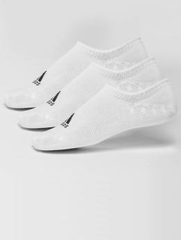 adidas Performance Invisible Thin Socks White/White/White