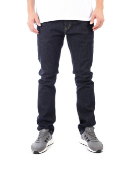 Carhartt WIP Straight Fit Jeans Rebel blau