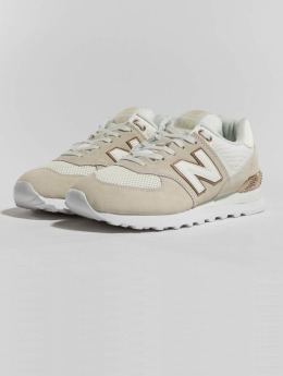 New Balance Sneakers WL574FSA beige