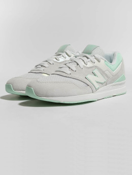 New Balance Sneakers WL697 PTT bialy