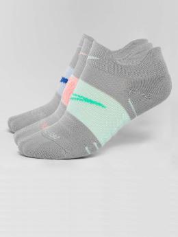 Nike Performance Socken Dry Cushion Low Training 3 Pack grau