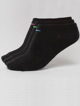 Nike Performance Socken Everyday Lightweight No-Show Training 3 Pack schwarz