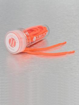 Tubelaces Skosnören Rope Solid apelsin