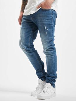 Aarhon Облегающие джинсы Joe  синий