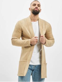 Aarhon Пальто Faux  коричневый