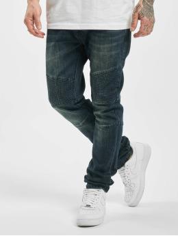Aarhon Спортивные брюки Biker  синий