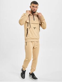 Aarhon Anzug Jogging  beige