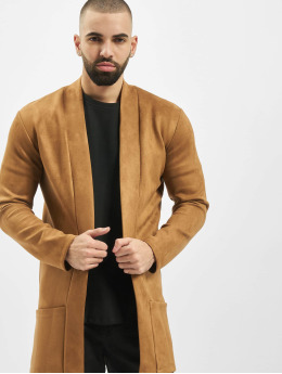Aarhon Cardigan Enzo  brown