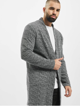 Aarhon Cardigan Percival  grey
