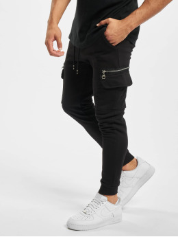 Aarhon Cargo pants Zipper black
