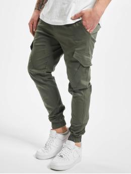 Aarhon Cargo pants Base  khaki