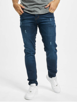 Aarhon Jeans ajustado Harvey azul
