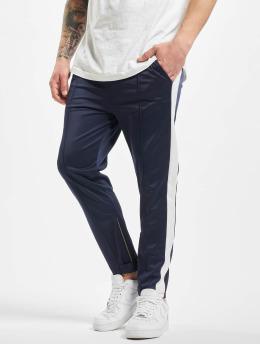 Aarhon joggingbroek Stripe blauw