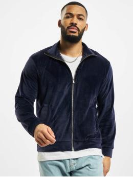 Aarhon Lightweight Jacket Velours blue