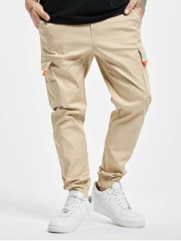 Aarhon Pantalon cargo John beige