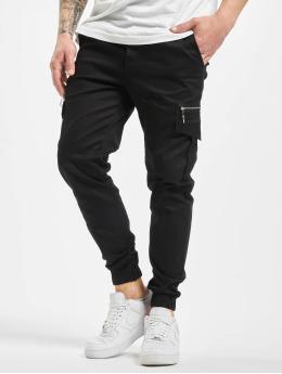 Aarhon Pantalon cargo Phil  noir