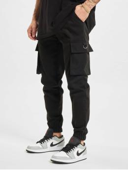 Aarhon Pantalon cargo Stefan  noir