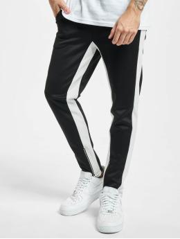 Aarhon Pantalon chino Contrast noir
