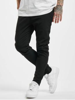 Aarhon Pantalon chino Slim  noir