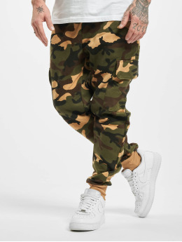 Aarhon Reisitaskuhousut Camo camouflage