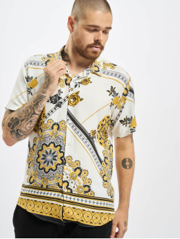 Aarhon Shirt Printed  white