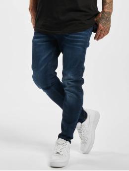 Aarhon Skinny Jeans Mick  niebieski