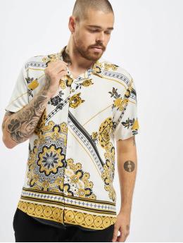 Aarhon Skjorter Printed  hvit