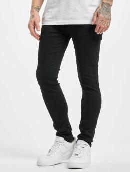 Aarhon Slim Fit Jeans Used èierna