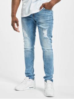 Aarhon Slim Fit Jeans Spencer modrá