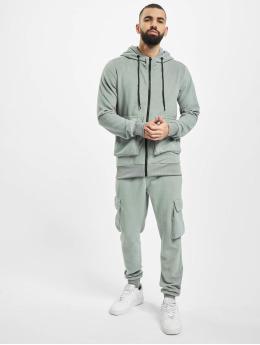 Aarhon Suits Fleece gray