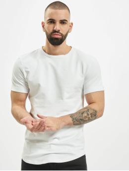 Aarhon T-paidat Plain  valkoinen