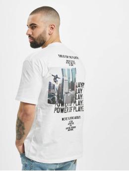 Aarhon T-Shirt Players  blanc