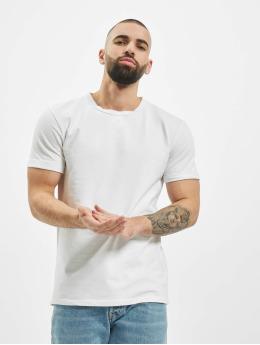 Aarhon T-Shirt Basic  blanc