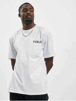 Aarhon T-Shirty Pablo bialy