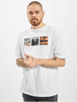 Aarhon T-skjorter F Off  hvit
