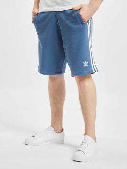 adidas Originals Šortky Originals 3-Stripe modrá